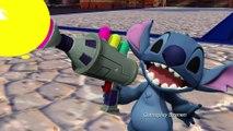 Disney Infinity 2.0: Marvel Super Heroes - Stich und Tinkerbell Trailer | Deutsch