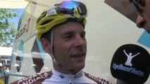 """Tour de France 2014 - Etape 12 - Jean-Christophe Péraud : """"Le vieux ne se fait plus respecter"""""""