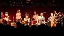 Christine Salem et Moriarty au Cabaret sauvage