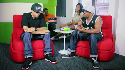 """DJ J HART Says """"If You Got Bars Then You Can Make Songs"""" HipHopGamerShow"""