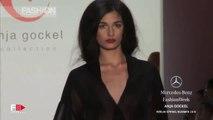 """ANJA GOCKEL"" Spring Summer 2015 Berlin Fashion Week by Fashion Channel"