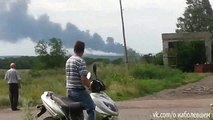 BREAKING Malaysian Airlines Boing777 Shot Down Near Shakhtersk Donetsk oblast Ukraine,July17
