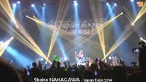 Concert Live de Shoko Nakagawa à Japan Expo 2014