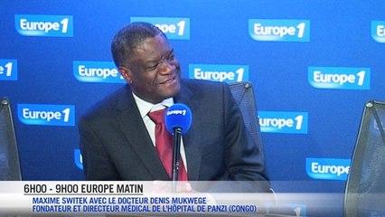 """Congo - Dr Mukwege: """"Les viols font plus de dégâts que les armes"""""""