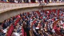 [ARCHIVE] Égalité entre les filles et les garçons : réponse de Benoît Hamon au député Sébastien Denaja lors des questions au Gouvernement à l'Assemblée nationale, le 1er juillet 2014