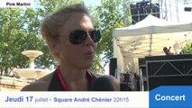 Pink Martini en concert gratuit au Festival Off de Carcassonne :