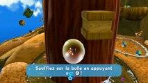 Super Mario Galaxy - Bois d'automne - Étoile 6 : La cloche des sous-bois