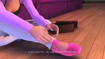 핑크 슈즈 댄스 레슨 1   Barbie