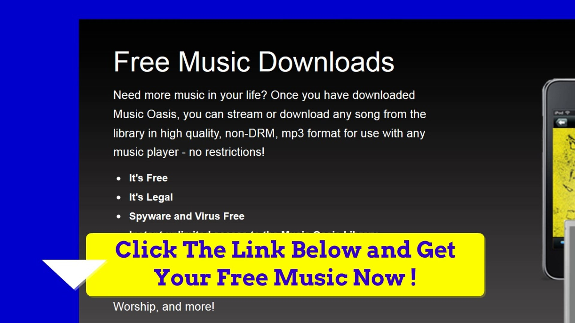 Free Music Downloads | Download Free Mp3 Music | US ONLY
