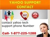 Yahoo Login Issue -1-877-225-1288
