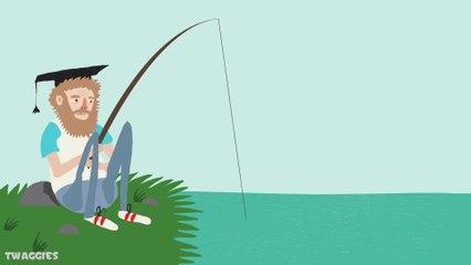 Give a Man a Fish - Twaggies