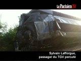 Collision ferroviaire : «On a senti un choc violent», témoigne un passager