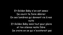 Coeur De Pirate - Golden Baby (Lyrics / Paroles)