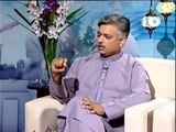 Aman Ramadan Sehri Transmission with Sabookh Syed on Geo Tez  21-07-2014 Part-1