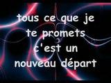 Zaho - Je te Promets (Lyrics / Paroles)