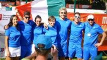 Beach tennis : Les Bleus battent la Grèce 3-0 à Moscou