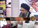 Rooh-e-Ramzan 19th Sehri 18-07-2014 Seg 15