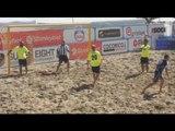 Castellabate (SA) - Il Super8 di Beach Soccer sulla spiaggia Cilento -2- (17.07.14)