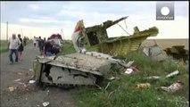Malaysia Airlines flight MH17 crash in Ukraine
