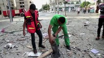 Offensive terrestre d'Israël dans la bande de Gaza
