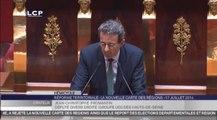 Travaux en séance : Suite de la discussion du projet de loi relatif à la délimitation des régions, aux élections régionales et départementales et modifiant le calendrier électoral