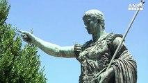 Imperatore Augusto rivive ai Fori in 3D