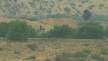 Israeli tanks move into Gaza in ground offensive