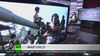 News Station Uses Metal Gear Solid V Pic for Topic on Child Soldiers