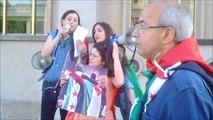 Syrie, Gaza, un même peuple, un même combat