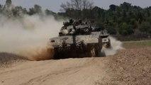 Israele a Gaza per distruggere tunnel Hamas, civili in fuga