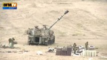 L'offensive terrestre lancée par Israël sur Gaza - 18/07