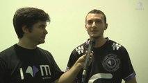 Interview de l1k1dE à la Dreamhack Valence - League of Legends