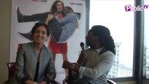 """Exclu vidéo : Amelle Chahbi et Noom Diawara nous parlent de leur film """"Amour sur place ou à emporter"""""""