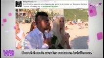 Public Zap : Les Marseillais à Rio : Les fiançailles de Jess et Julien sur une plage au Brésil !