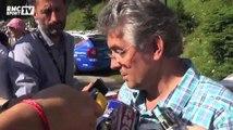"""Cyclisme / Madiot sur Pinot : """"Il a confirmé que c'est un bon grimpeur"""" 18/07"""