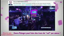 """Public Zap : Enora Malagré : elle dit """"oui"""" aux clubs échangistes  !"""