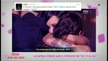 Public Zap : DALS : Les larmes d'Alizée suite à l'élimination de Tal : In ou out ?