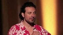 """Exclu Video :  Bruno Salomone en pleine séance de doublage  """"Mes cordes vocales partent du talons ! """""""