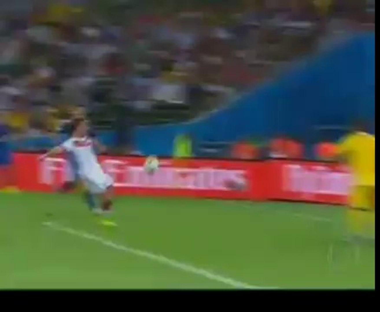 Alemanha x Argentina - Copa do Mundo 2014 - Gol Mario Gotze.
