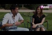 Exclu vidéo: L'amour est dans le pré: Quand Raphaël nous présente sa nouvelle chérie dans un parc…