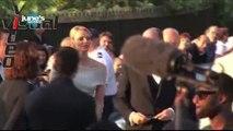 Les futurs mariés : le prince Albert de Monaco et Charlène étaient au gala de l'AmfAR