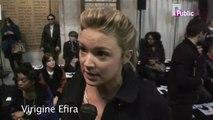 Exclu vidéo : Virginie Efira remontée, Kamel philosophe : les réactions des people à la Journée de la Femme !
