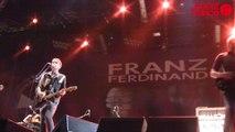 Vieilles Charrues 2014 : Franz Ferdinand