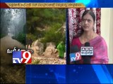 Bikers washed away in Uttarakhand flood waters - Tv9 Exclusive