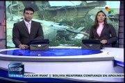 Moscú responsabiliza a Kiev por el derribo del avión malasio