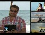 Pedro en 1era. cámara Club Med (Gaby del Campo) - 18 de Julio