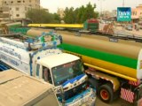 Oil Tankers Association holds strike, supply suspended