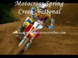 Motocross Spring Creek National Race