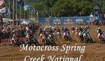 Motocross Spring Creek National Race 19-07-2014