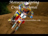Watch Motocross Spring Creek National Live Broadcast